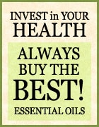 always buy the best essential oils