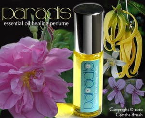 Paradis ~ a light floral fragrance bouquet with citrus and subtle nuances.