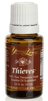 young living essential oils thieves blend