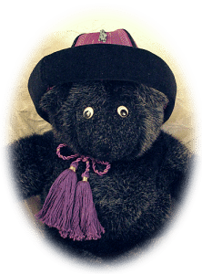Healing proxy bear doll