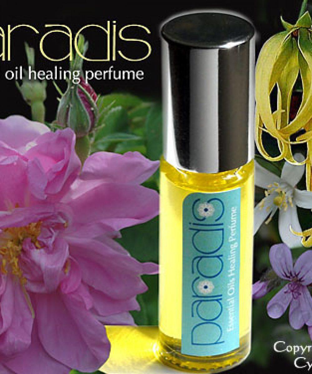 Paradis ~ a light floral fragrance bouquet with citrus and subtle nuances.