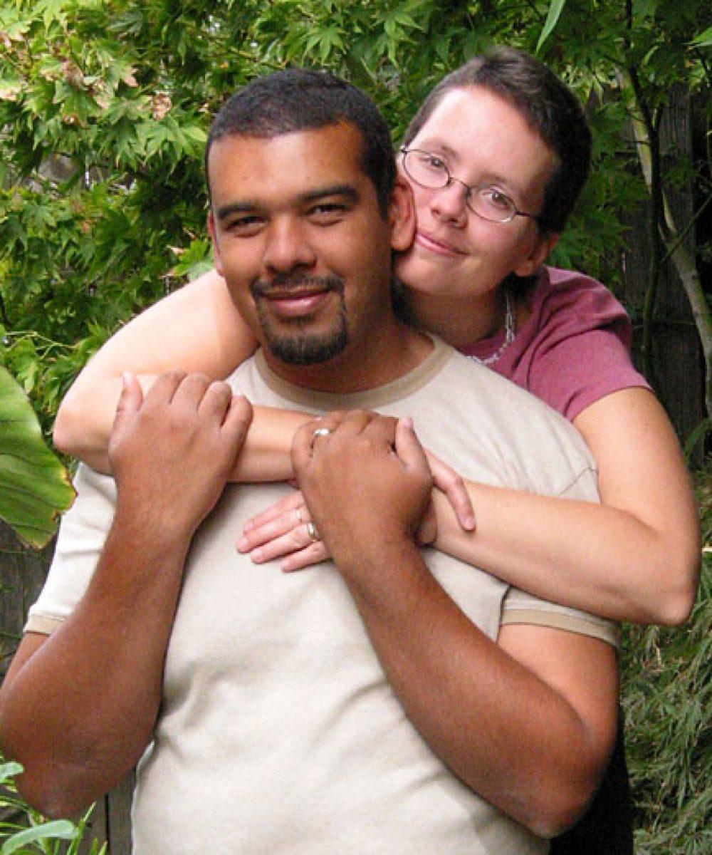 Marc & Bri Brownlow, October 2006