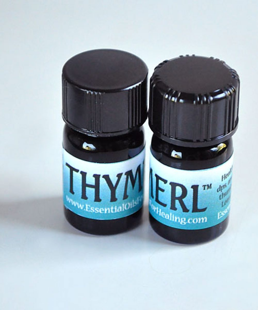 Buy Thymerl™ essential oil blend to support healthy thyroid function